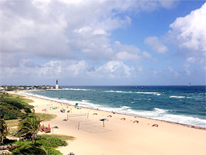 Pompano Beach Condo Rentals - Lighthouse View Looking North From Resort